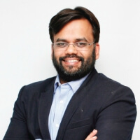 Deepak Garg, Chief Executive Officer, Rivigo
