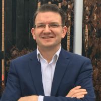 Graeme Cooper at MOVE 2019