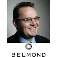Gary Franklin, Vice President Trains & Cruises, Belmond