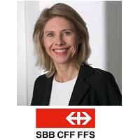 Anja-Maria Sonntag, Head of Digital Transformation, SBB Cargo