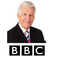 Nicholas Owen, Journalist, Presenter & Rail Enthusiast, BBC