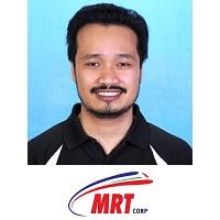 Maz Mirza Bin Mohd Aminurashid | Head, Information Technology | Mass Rapid Transit Corporation Sdn Bhd » speaking at Rail Live