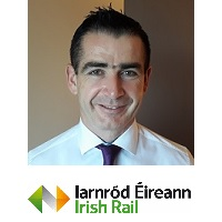 Christopher Mcmorrow, Head of Fleet Management, Irish Rail