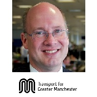 Jon Lamonte, Chief Executive Officer, Transport for Greater Manchester