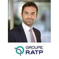 Mathieu Dunant at RAIL Live 2019