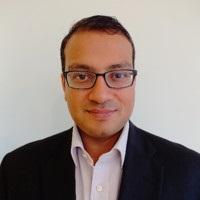 Vishal Dixit at Connected Britain 2018