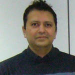 Haris Shaikh at World Drug Safety Congress Europe 2018