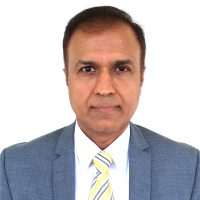 Ramchand Jagtiani at Accounting & Finance Show Asia 2018