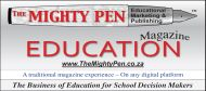 The Mighty Pen at EduBUILD Africa 2018