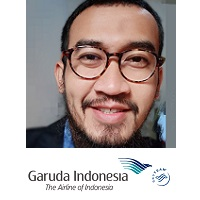 Arief Fadilah, Loyalty & Ancillary Program Specialist, Garuda Indonesia