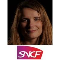 Anne-Claire Baschet at World Rail Festival 2018