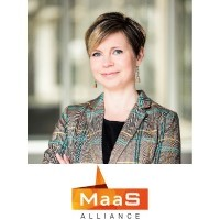 Piia Karjalainen, Senior Manager MaaS Alliance, Ertico I.T.S. Europe
