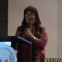 Della Grace Bacaltos at EduTECH Asia 2018