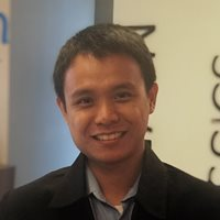 Jefri Saputra at EduTECH Asia 2018