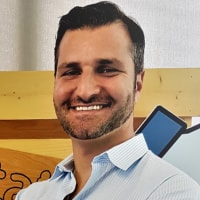 Fares Akkad at Telecoms World Middle East 2018