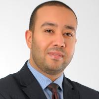 Mohamed Nasr at Telecoms World Middle East 2018