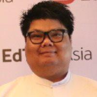 Aung Kyaw Bo Swar Tun at EduTECH Asia 2018