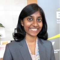 Bothini Navaneethan at Accounting & Finance Show Asia 2018