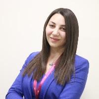 Satenik Danielyan at World Gaming Executive Summit 2018