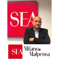Arrigo Santini, CDO/ Head of E-Channel Management, S.E.A. Milan Airports