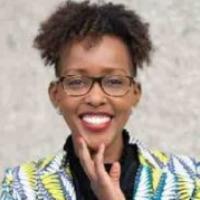 Rose Muturi at Seamless East Africa 2018