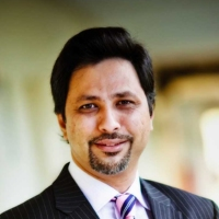 Syed Gilani, Chief Executive Officer, Safr