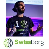 Cyrus Fazel, CEO and Founder, SwissBorg