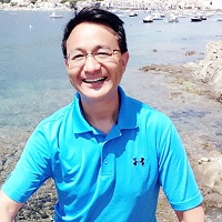 Baolin Zhang at European Antibody Congress