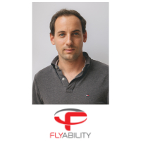 Patrick Thévoz at The Commercial UAV Show