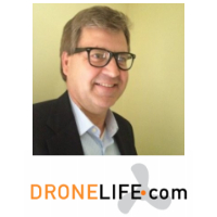 Harry Mcnabb at The Commercial UAV Show