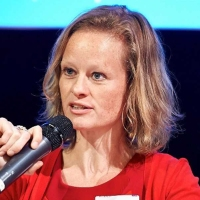 Karen Vancluysen at MOVE 2019