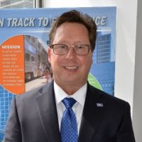 Bruce Marcheschi at World Metrorail Congress Americas 2018