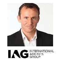 Glenn Morgan, Head of Digital Business Transformation, International Airlines Group