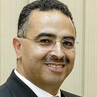 Ahmed Badr at The Solar Show MENA 2019