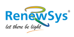RenewSys India Pvt. Ltd, exhibiting at Power & Electricity World Africa 2020