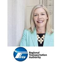Leanne Redden | Executive Director | Regional Transportation Authority Chicago » speaking at Smart Mobility