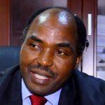 Gilliard Ngewe at East Africa Rail 2018