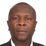 James Nganga at East Africa Rail 2018