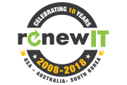 Renew IT at EduTECH Africa 2018