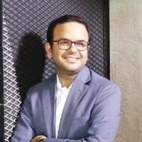 Aadi Vaidya at Seamless Philippines 2018