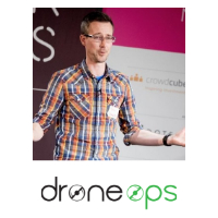 Ben Mawhinney at The Commercial UAV Show