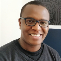 Kennedy Kioko at Seamless East Africa 2018