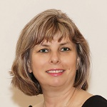 Mariann Neverovitch at European Antibody Congress