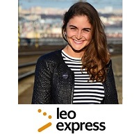 Barbora Mickova, Chief Institutional Affairs Officer, Leo Express