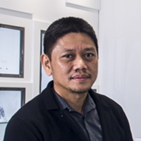 Louie Gutierrez at Seamless Philippines 2018