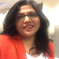 Indrani De at The Trading Show New York 2018