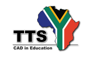 TTS CAD in Education at EduTECH Africa 2018