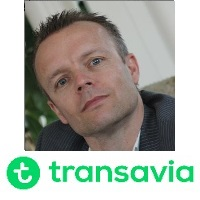 Jasper Voorn, Payment Product Manager and Fraud Prevention Manager, Transavia