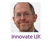 Nick Medcalf, Innovation Lead - Advanced Therapies, Innovate UK