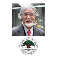 Prof Norio Nakatsuji, Chief Advisor, Kyoto University